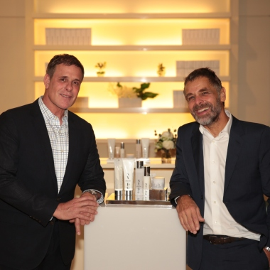 Dr. David Colbert and JP van Laere founded the New York Dermatology Group.