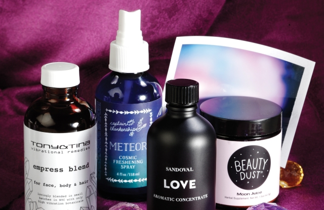 Millennials are tapping into mysticism and ancient wisdoms, and the trend is manifesting in beauty products.