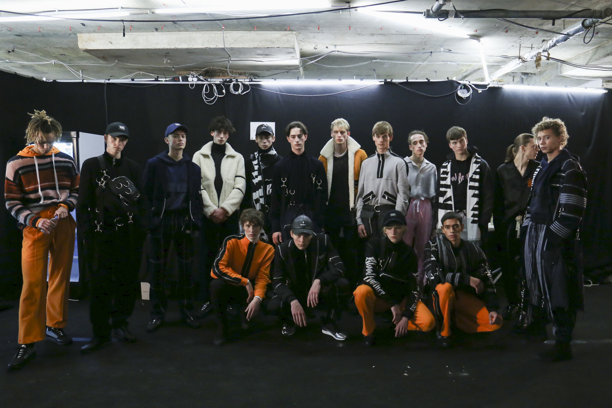 Blood Brother Men's Fall 2017