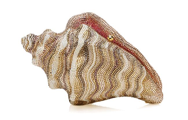 A bag from Judith Leiber.