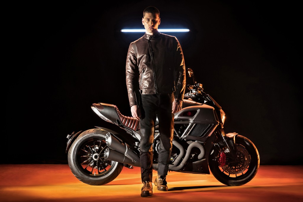 The new Ducati Diavel Diesel.