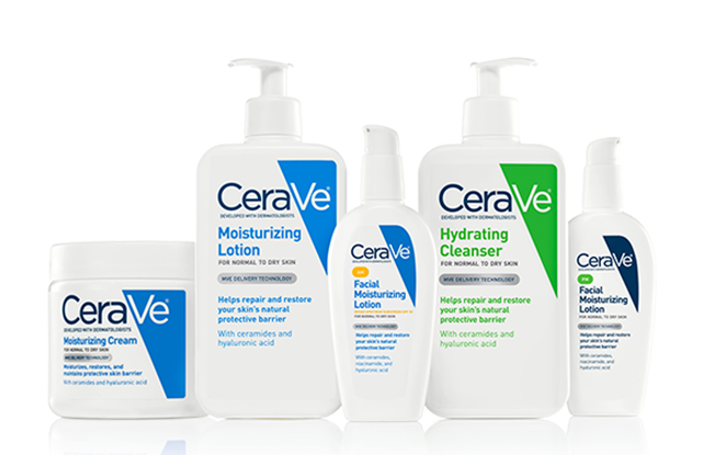CeraVe products.