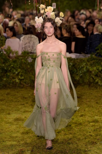 Christian Dior Couture Spring 2017