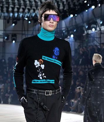 Dior Men's Fall 2017