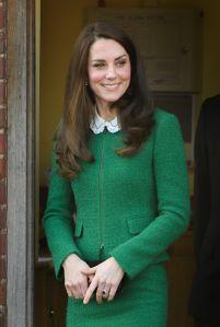 The Duchess of Cambridge in Hobbs