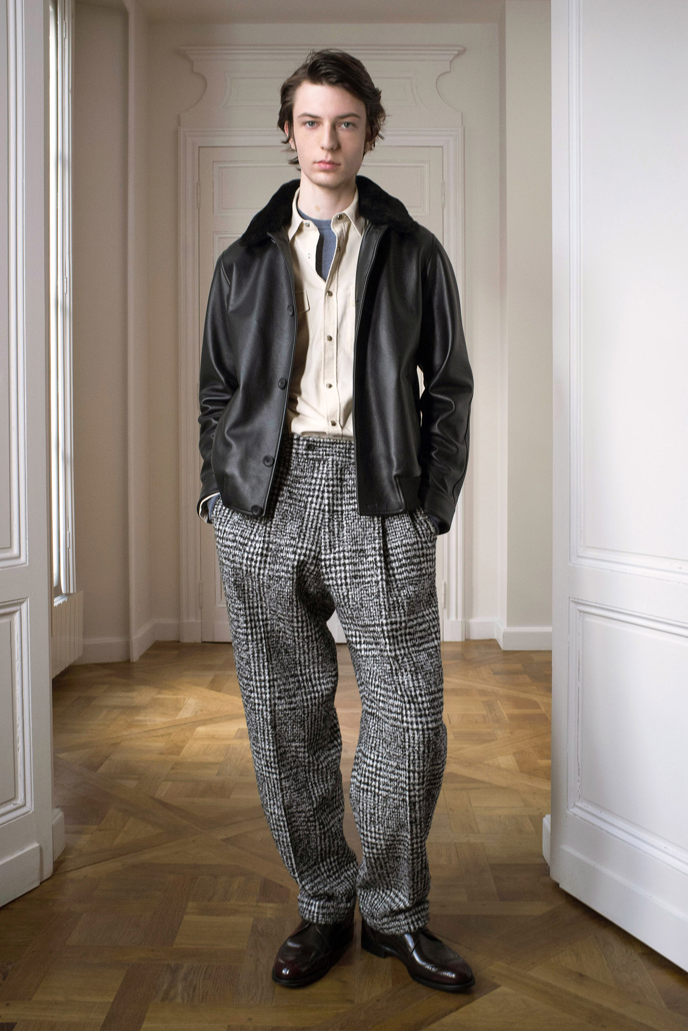 Editions M.R Men's Fall 2017