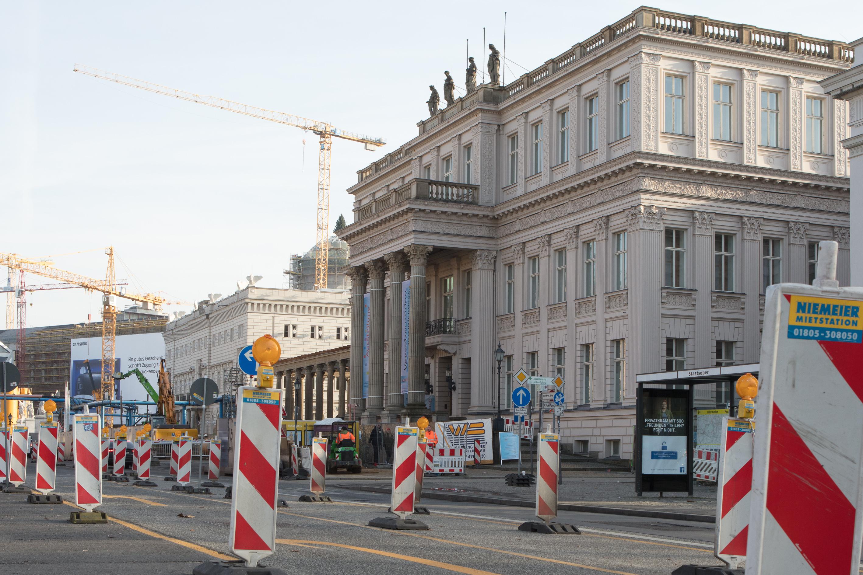 Kronprinzenpalais will be a new venue at Mercedes-Benz Fashion Week Berlin Fall 2017.