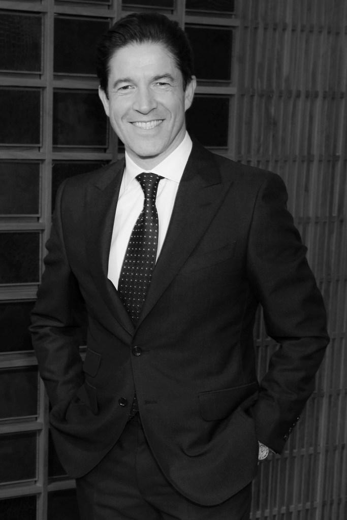 Bally chief executive officer Frédéric de Narp