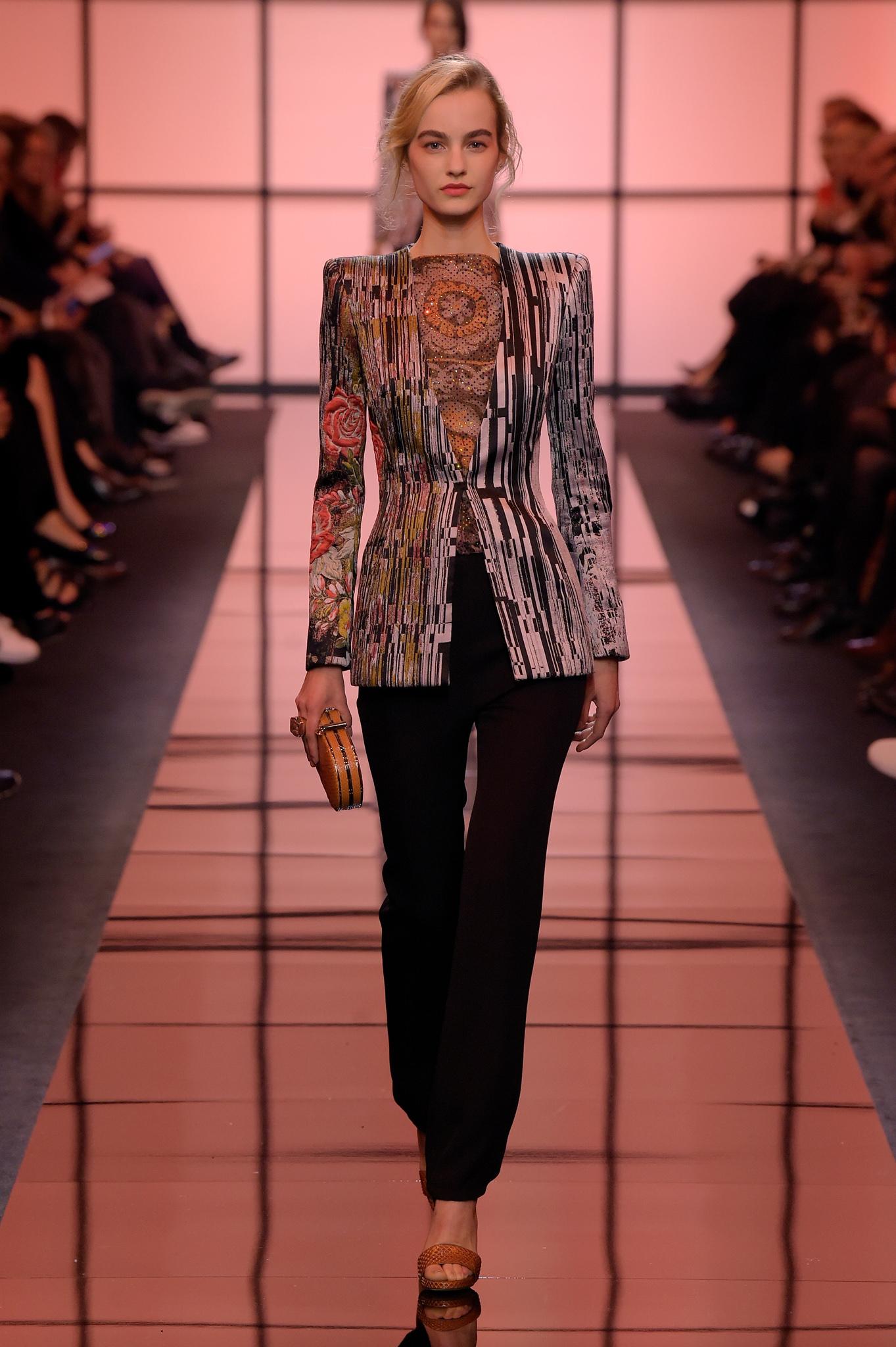 Giorgio Armani Privé Couture Fall 2017