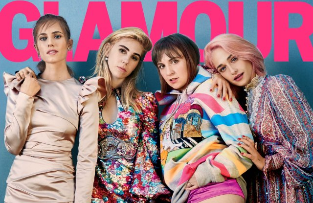 Glamour's February 2017 Issue.