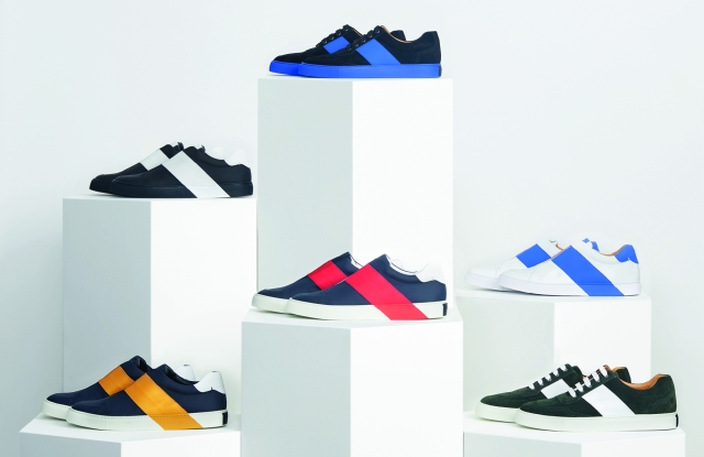 Harrys of London's Bolt and Mr. Bolt sneakers