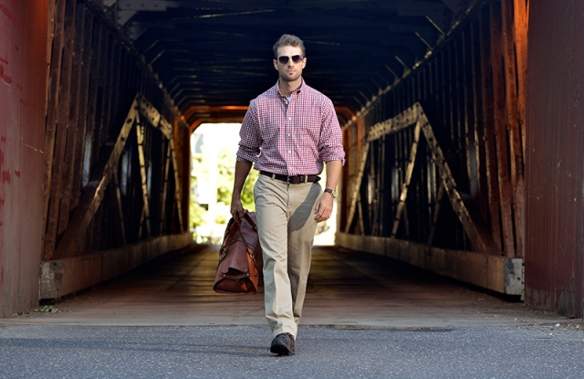 A look from Bills Khakis