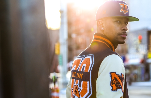 New York Knicks X Fourth of November