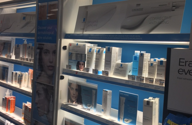 A new prebiotic skin-care line will be added to upscale derm departments.