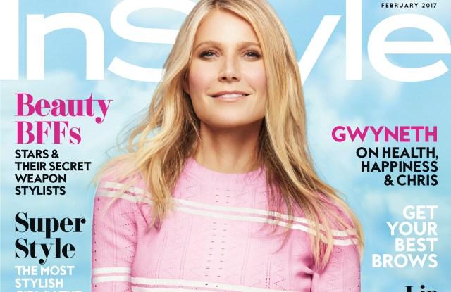Gwyneth Paltrow for InStyle