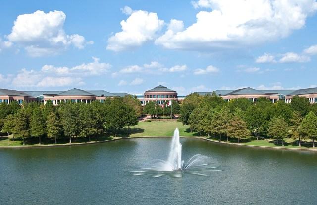 J.C. Penney's corporate headquarters.