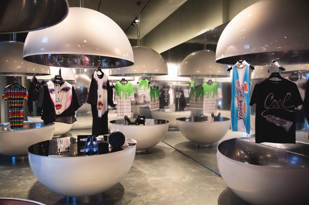 So-Milano concept store.