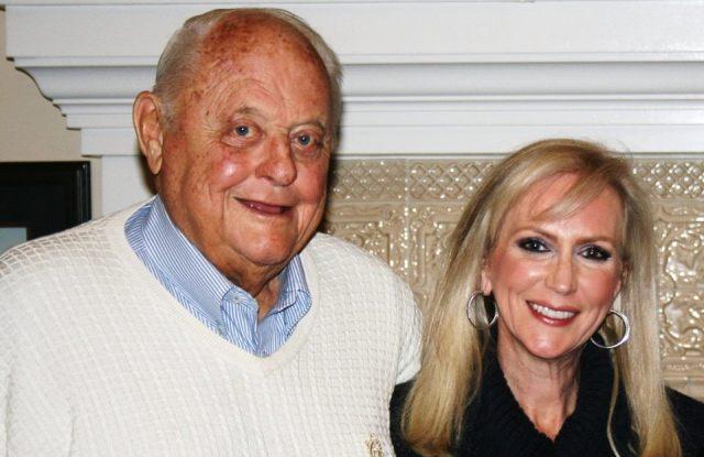 Jim Miller and daughter Kathy Gendel