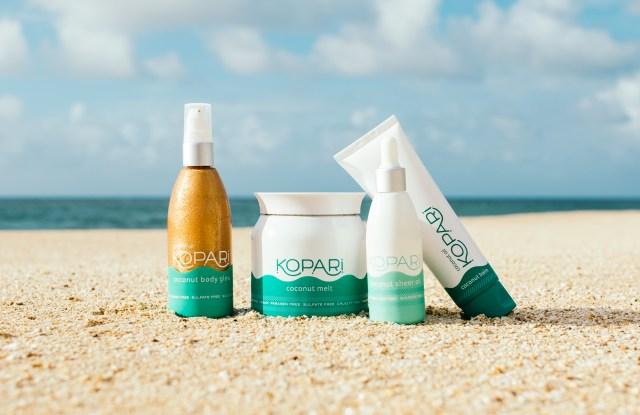 Kopari Beauty coconut products.