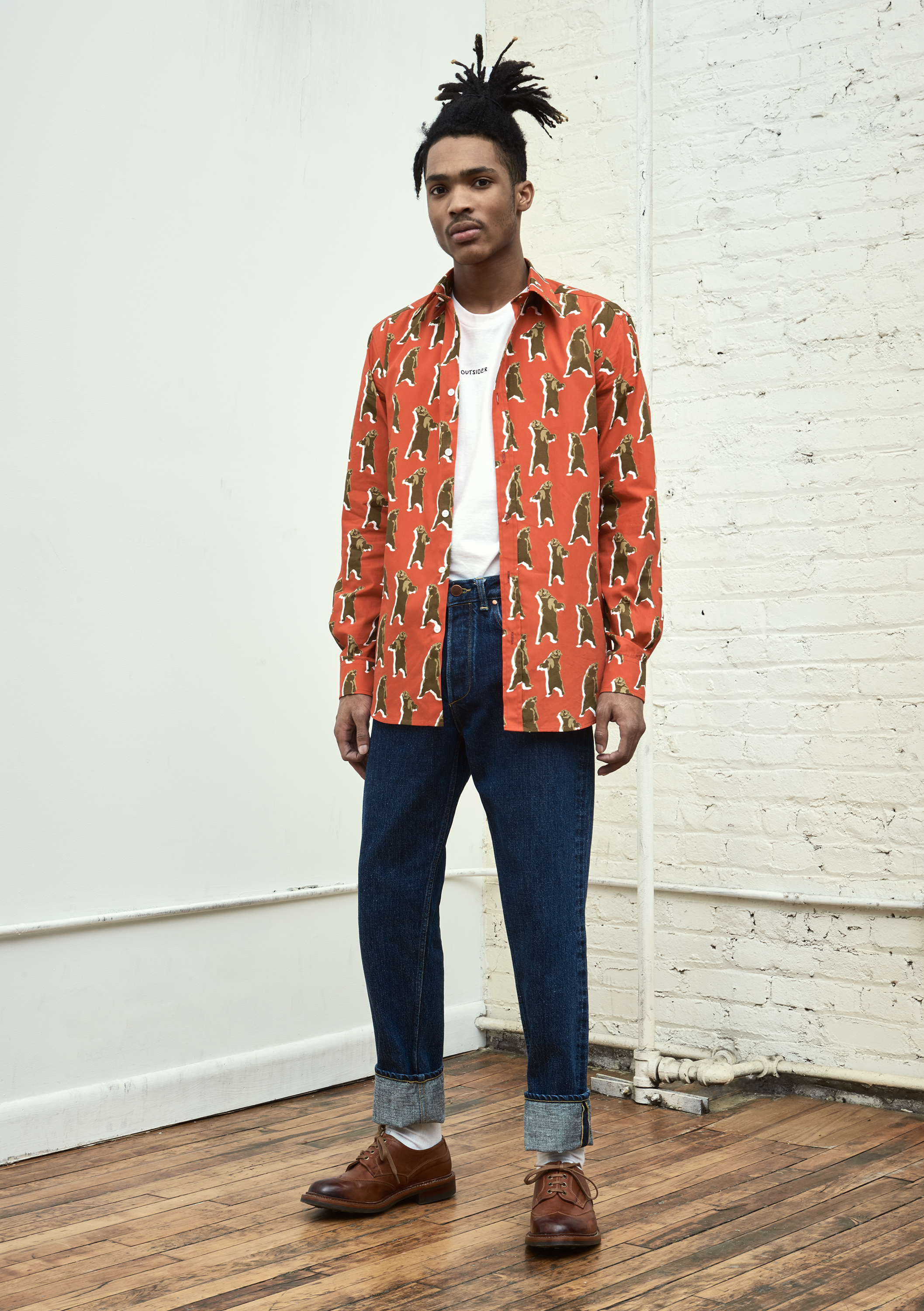 Band of Outsiders Men's Fall 2017