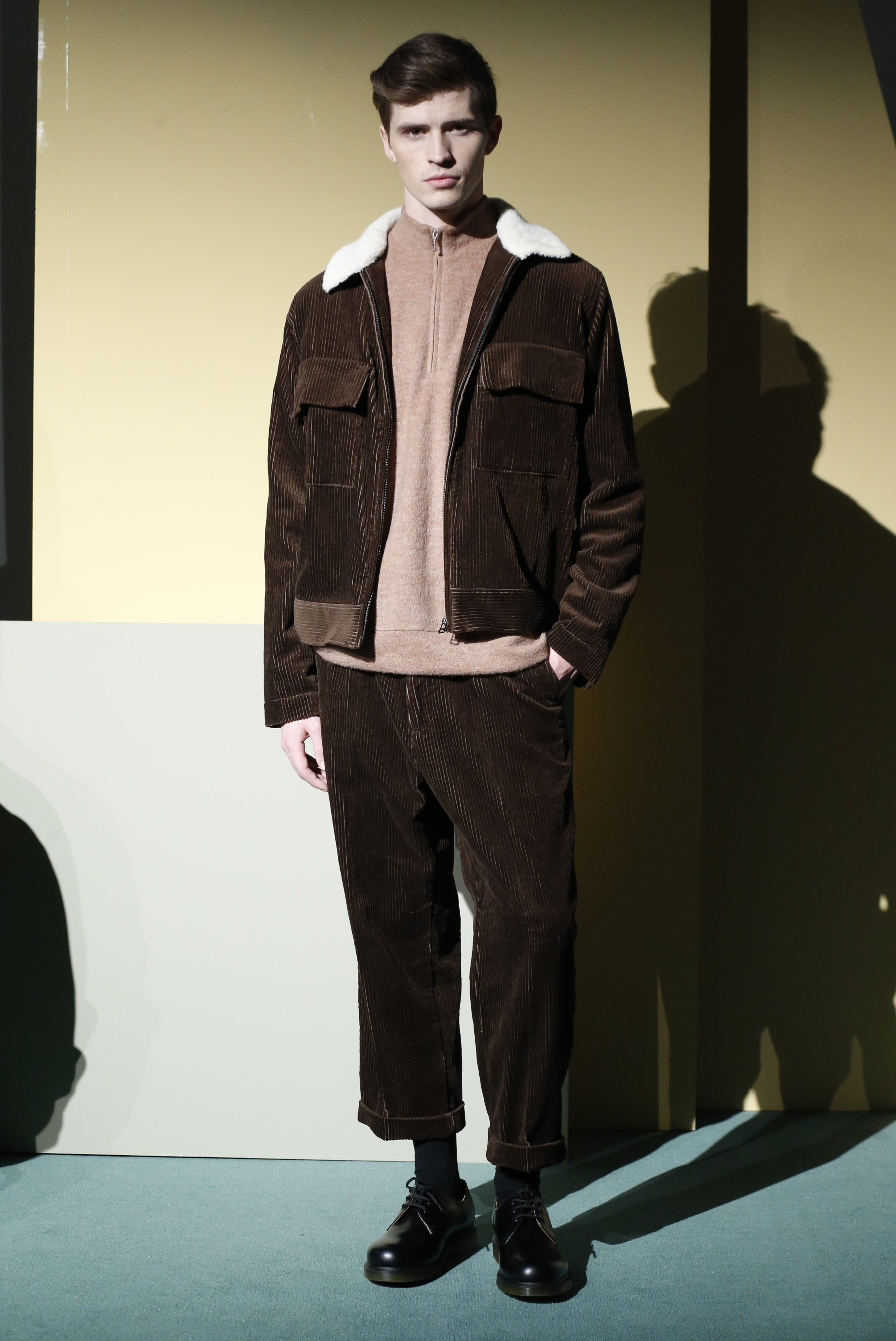 Maiden Noir Men's Fall 2017