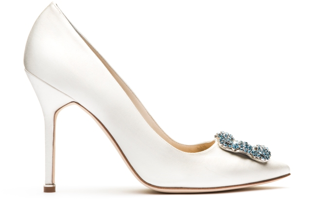 """Married in Manolos"""" curated collection"""