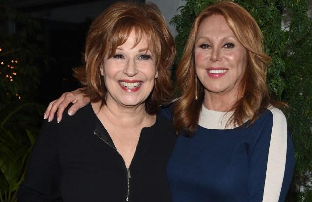 Joy Behar and Marlo Thomas
