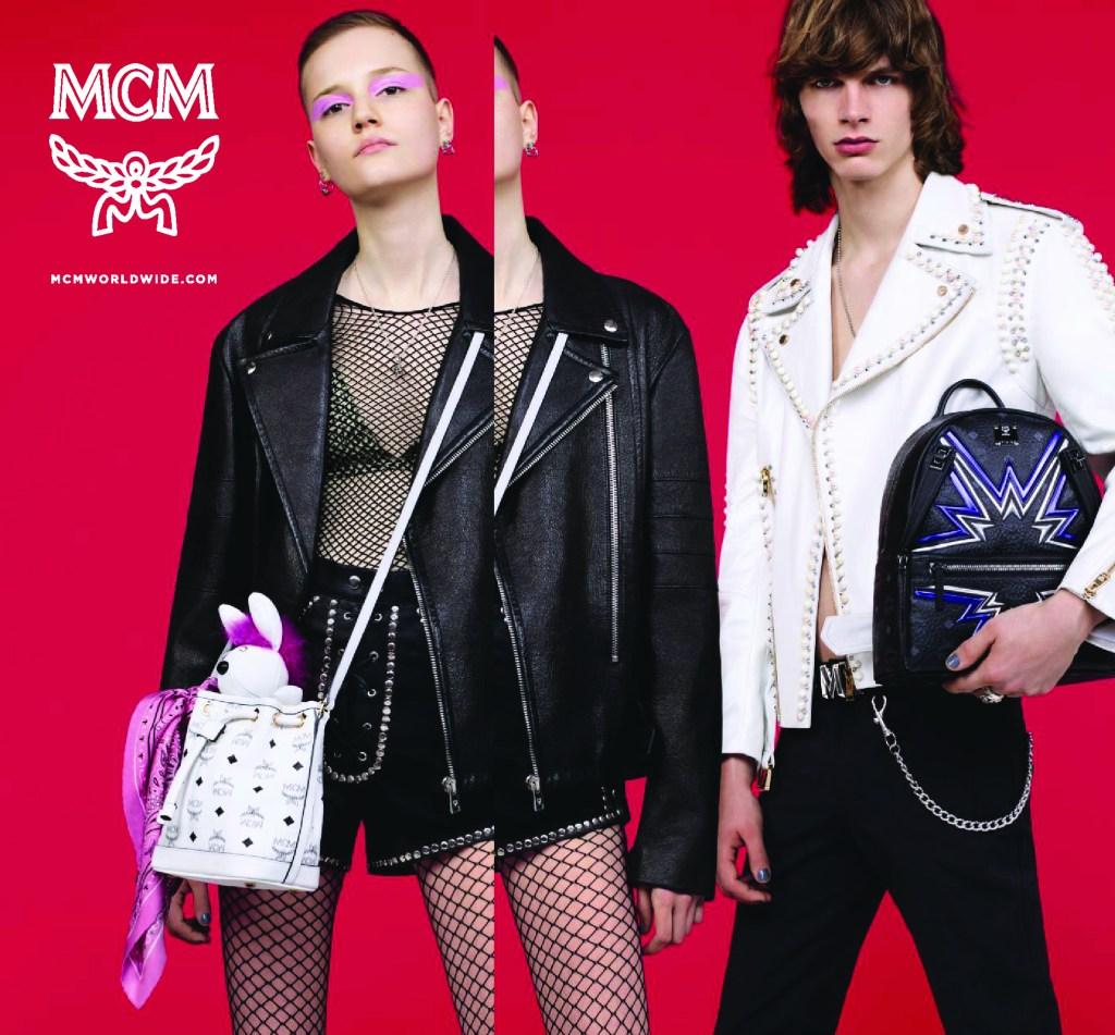MCM Spring 2017 campaign