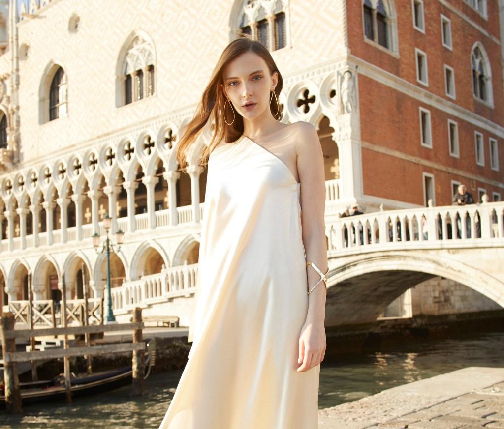 Moda Operandi editorial photo shoot featuring an Antonini jewelry pieces