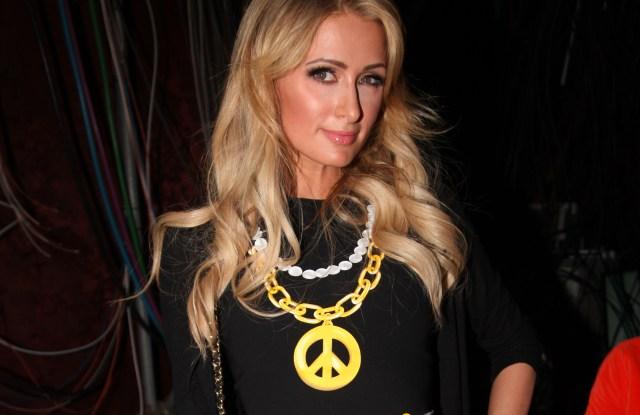 Parist Hilton at Moschino