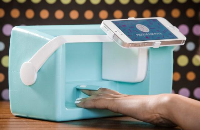The Preemadonna Nailbot device