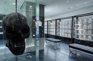 Philipp Plein men's flagship in Milan