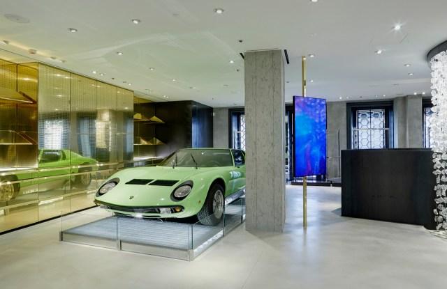 Philipp Plein men's flagship in Milan