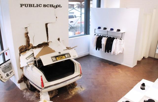 Public School at CFDA's Retail Lab.