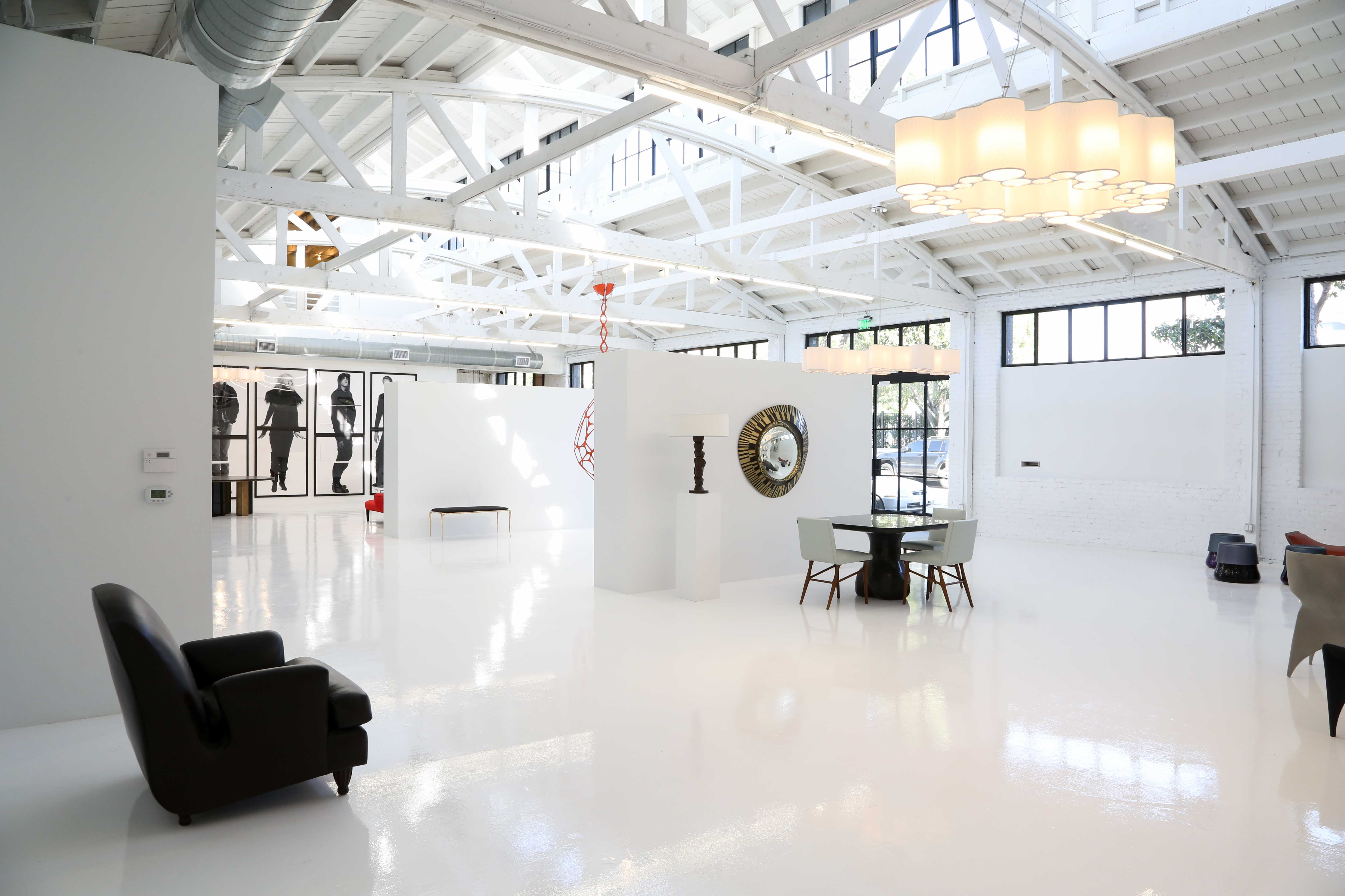A look inside Ralph Pucci's new showroom in Los Angeles