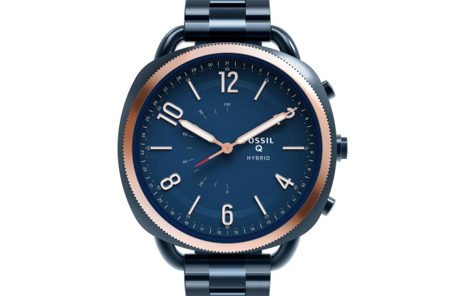Q Accomplice Fossil hybrid smartwatch