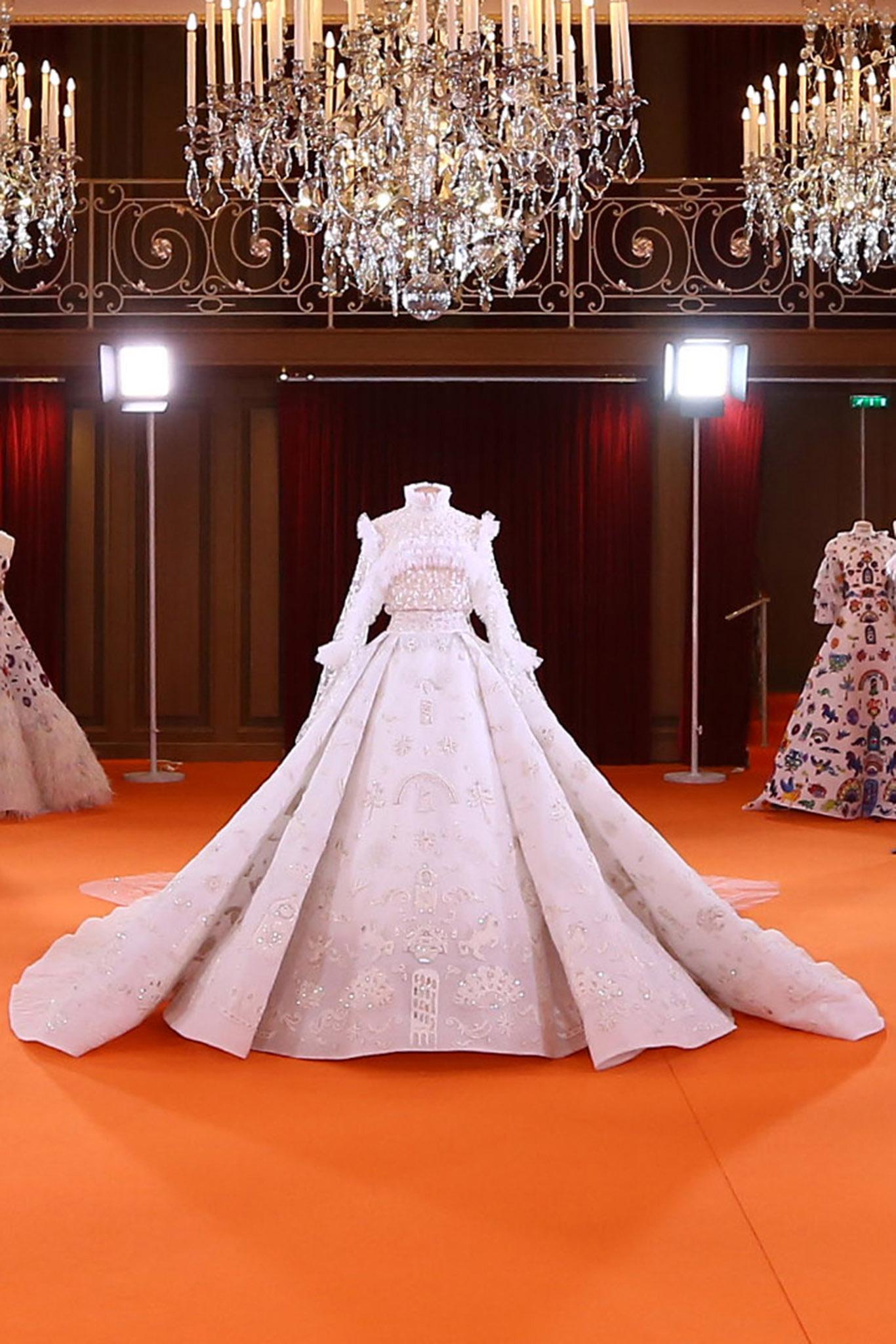 Rami Kadi Couture 2017