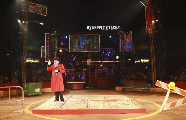 The Big Apple Circus is selling its assets.