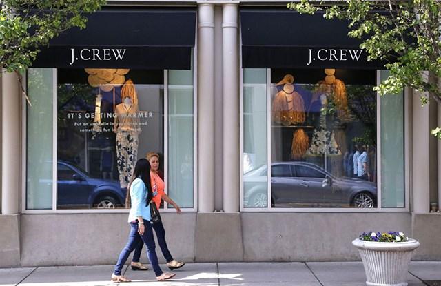J Crew, Pittsburgh, USA