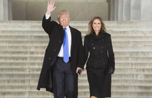Trump Inauguration Week Photos