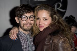 Jorma Taccone and Margarita Levieva L.A. Times Party Sundance 2017