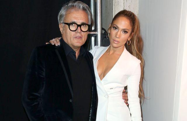 Giuseppe Zanotti Jennifer Lopez