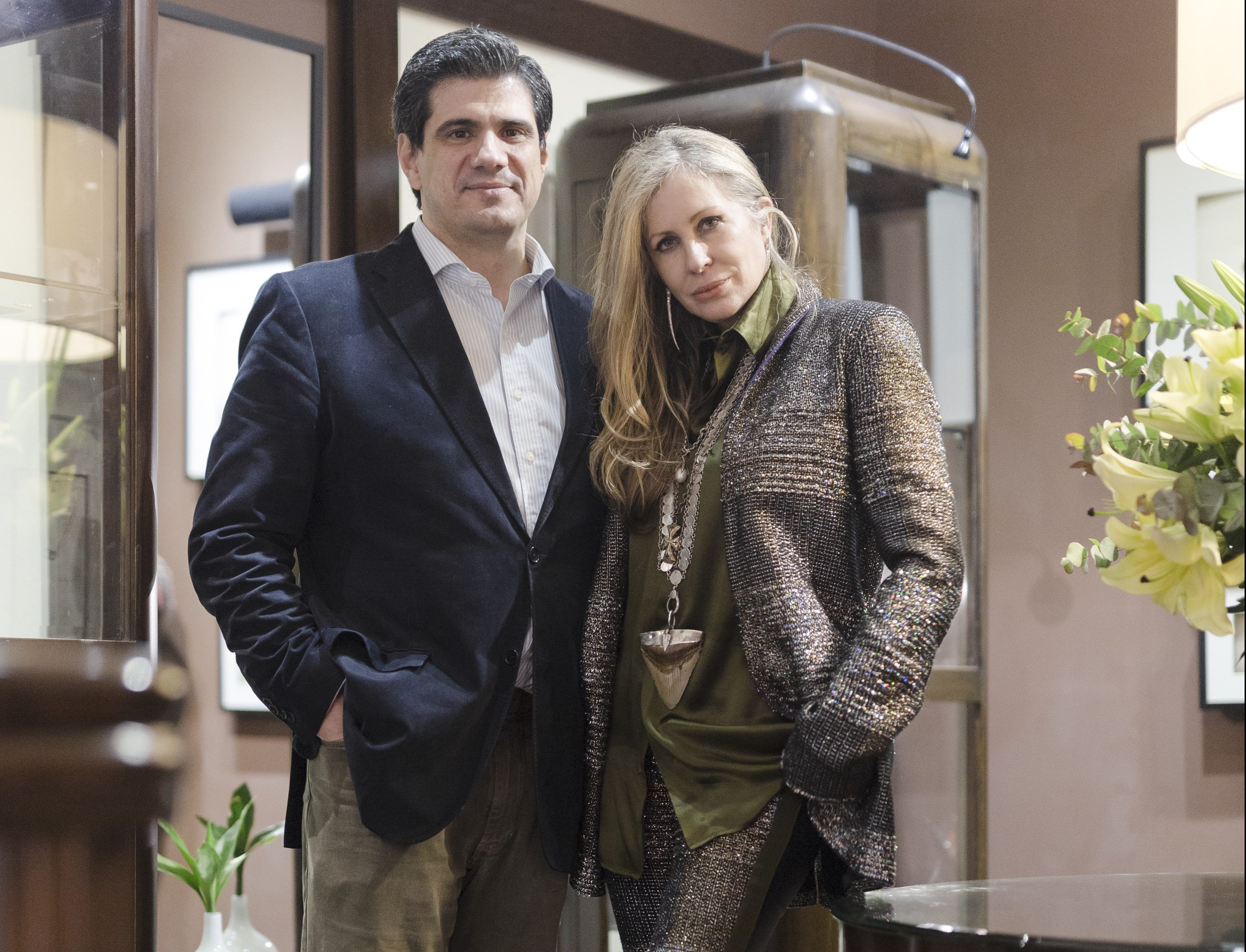 Ricardo Ferrer teamed up with Carmen Busquets to found the business.