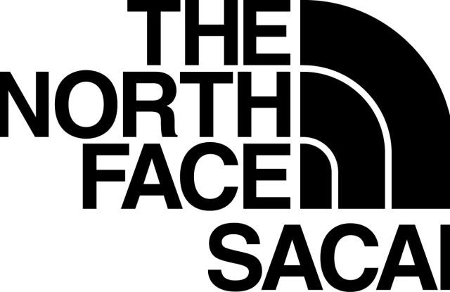 sacai x north face