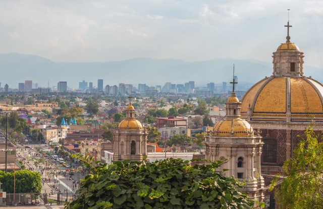 Amid luxury's struggles elsewhere in South and Central America, Mexico and its capital continue to grow.