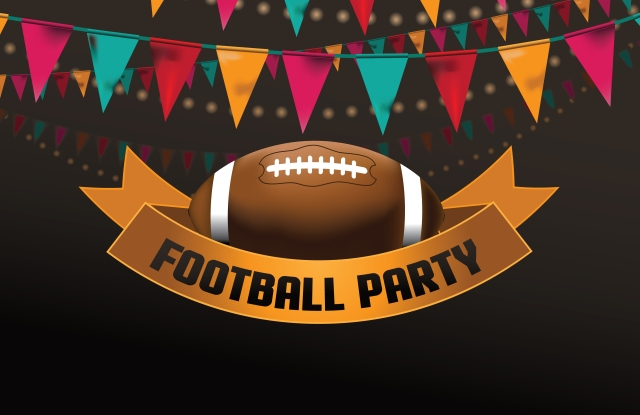 The average spend to host a Super Bowl party is expected to be $75.
