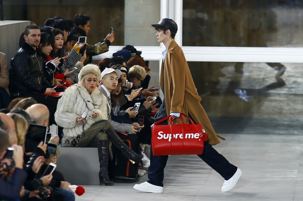 Supreme X Louis Vuitton: All the looks from the collection.