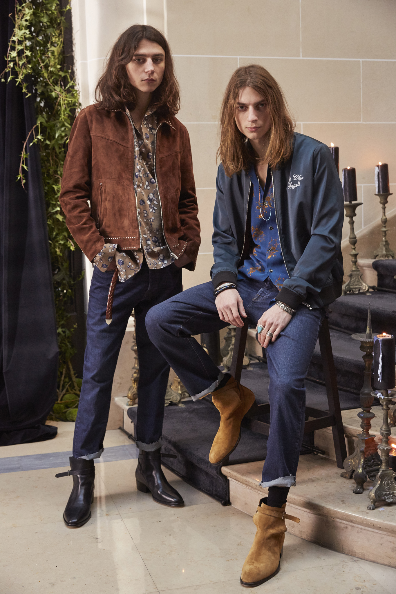 The Kooples Men's Fall 2017