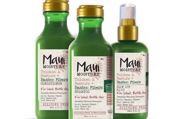 Maui Moisture hitting the mark with shoppers looking for fewer chemicals but high performance.