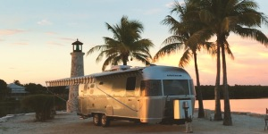 There are two Tommy Bahama Airstream options available.